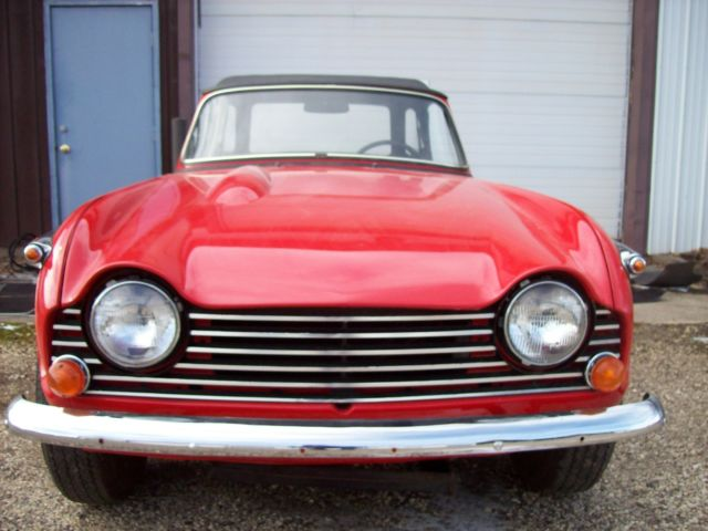1968 Triumph Other 2 DOOR