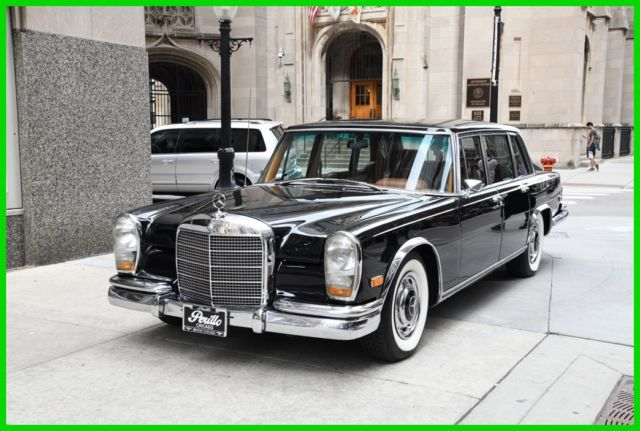 1968 Mercedes-Benz 600-Series