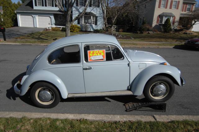 volkswagen beetle autostick  original miles  sale  technical