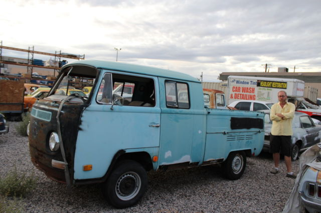 1968 Volkswagen Bus/Vanagon pick up