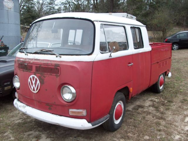 1968 Volkswagen Other vw truck