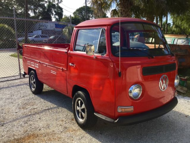 1968 Volkswagen Bus/Vanagon Single cab