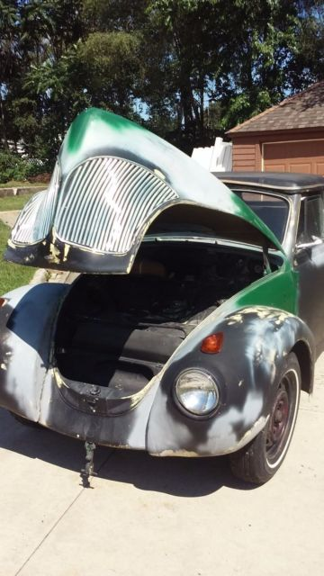 1968 Vw Beetle With 1940 Lincoln Zephyr Body Kit Car For Sale