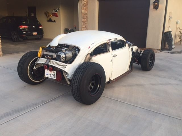 1968 vw rat rod volksrod tube chassis 383 twin turbo hot rod ratrod for sale photos technical. Black Bedroom Furniture Sets. Home Design Ideas