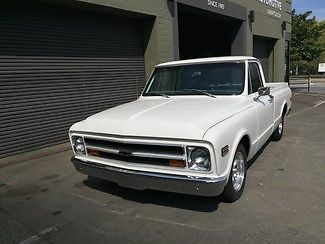 1968 Chevrolet C-10 Disc Brakes Drop Spindles Over $40,000 Invested