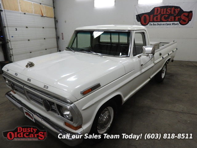 1968 Ford F-250 Runs Drives Body Inter VGood 460V8 Tow