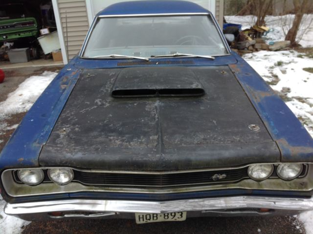 1969 1/2 Dodge Super Bee A12 True M Code Car for sale