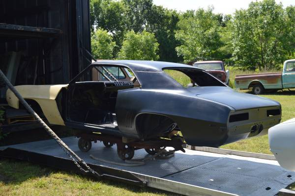 1969 1968 Camaro Project 1969 Camaro 1968 Camaro For