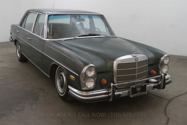 1969 Mercedes-Benz 300-Series 6.3