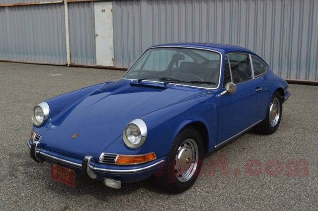 1969 Porsche 912 Coupe Survivor