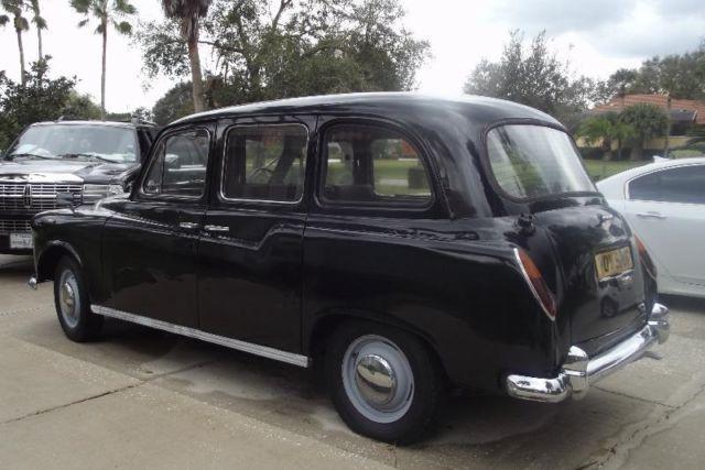 1969 austin fx4 london taxi limo for sale photos technical specifications description. Black Bedroom Furniture Sets. Home Design Ideas