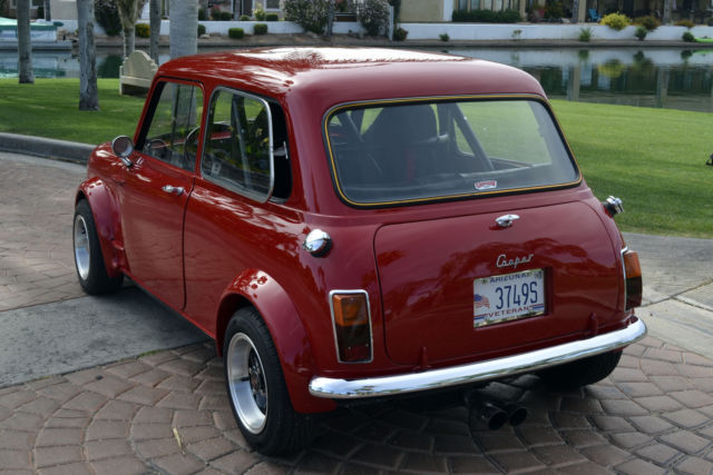 1969 Austin Mini Cooper S Super Fast Mini For Sale  Photos
