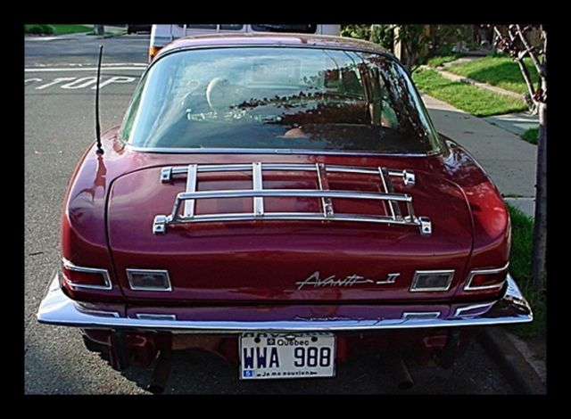 1969 Avanti II | Avanti Motor Company | Custom_Cab | Flickr