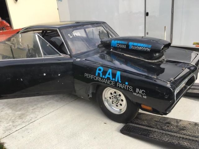 1969 Barracuda drag chassis car mopar for sale: photos