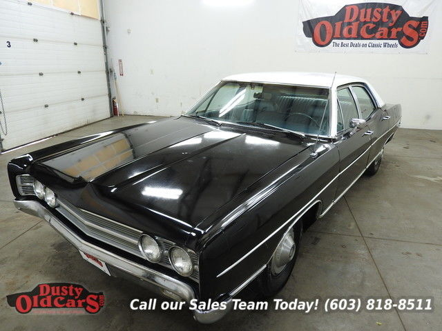 1969 Ford Galaxie Runs Drives Body Interior VGood 351V8 Good Driver