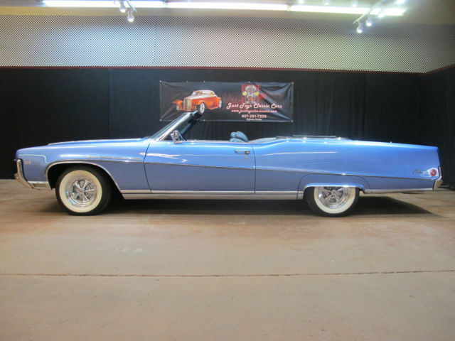1969 Buick Electra 225 Convertible Only 3 Owners For Sale