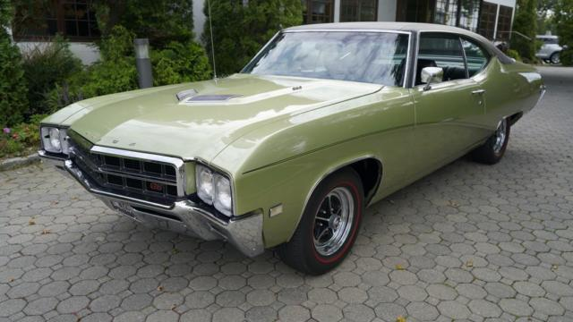 1969 Buick GS350 2dr HT
