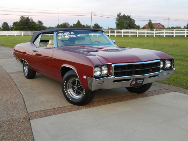 1969 Buick Other GRAND SPORT