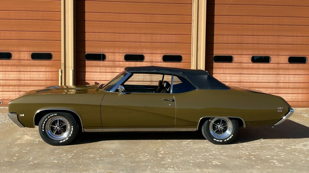 1969 Buick Other Stage 1
