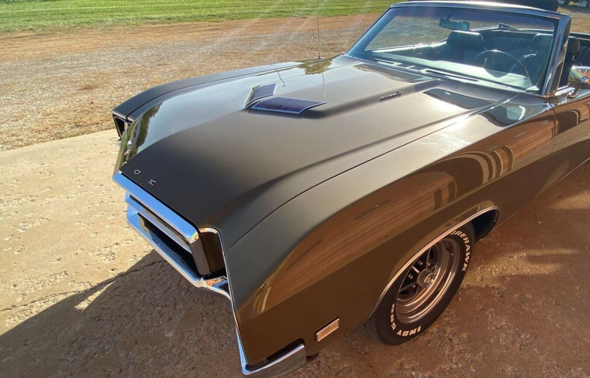 1969 Buick GS 400 Stage 1 Convertible for sale: photos, technical