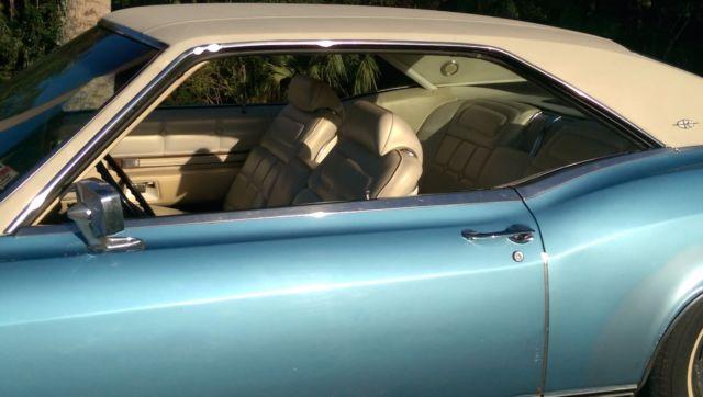 1969 Buick Riviera For Sale Photos Technical Specifications Description