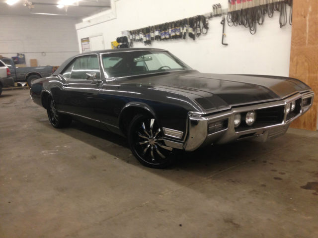 1969 buick riviera gs grand sport coupe for sale: photos, technical