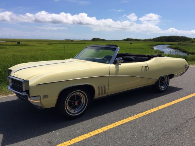 1969 buick skylark convertible custom for sale photos technical specifications description. Black Bedroom Furniture Sets. Home Design Ideas