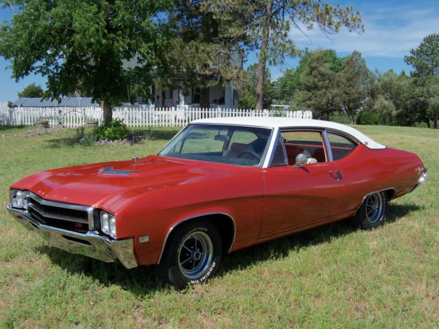 1969 Buick Skylark GS Colorado