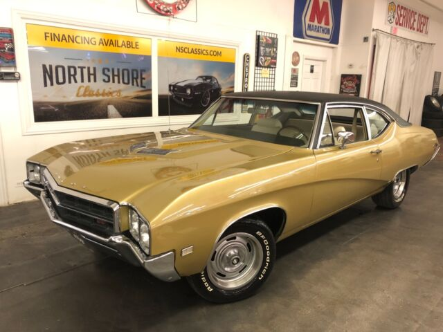 1969 Buick Skylark -GRAN SPORT GS CALIFORNIA 350 RAM AIR-