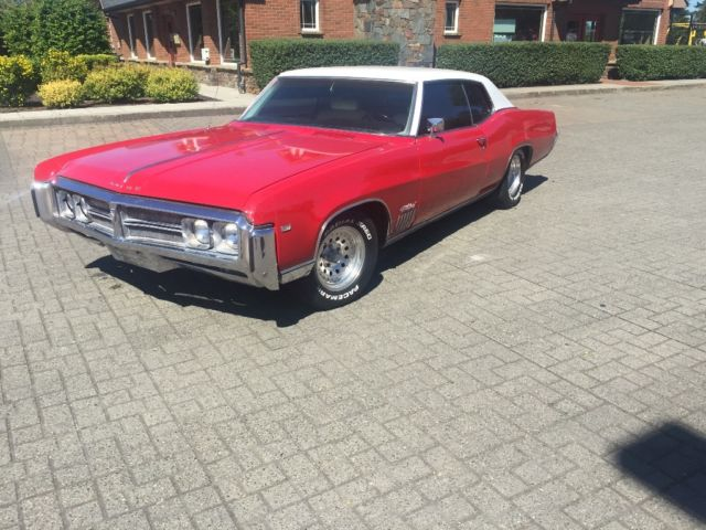 1969 Buick Wildcat, 430-4 big block for sale: photos