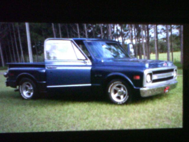 1969 Chevrolet Other Pickups C10 stepside