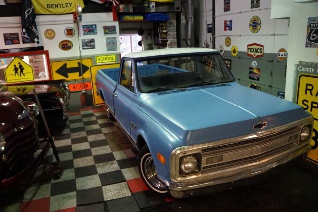 C C Pick Up Truck L Ls Swap Manual Chevy on 1968 Chevy C10 Pick Up