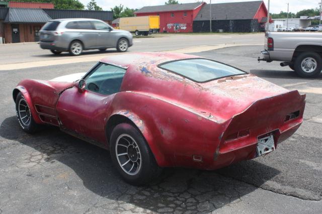 1969 C3 Corvette 70 S Custom Big Block Car Sports Wagon