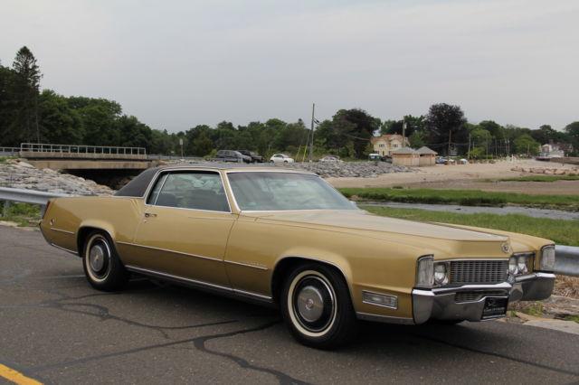 Worksheet. 1969 CADILLAC ELDORADO 38000 TIME CAPSULE CALIFORNIA CAR ALL