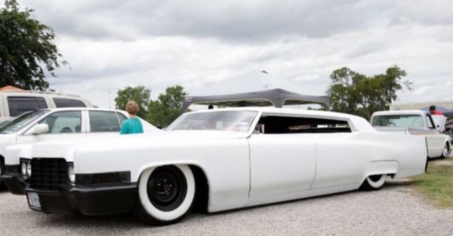 1969 Cadillac Rat Rod Hot Rod