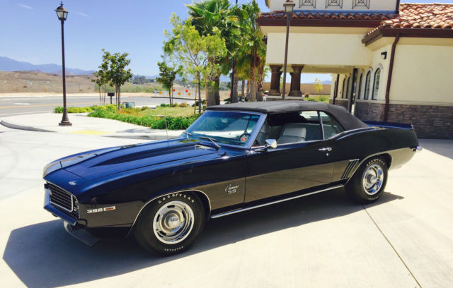 1969 camaro convertible 396 325hp smatch th400 ss rs z11 1969 pace car for sale photos. Black Bedroom Furniture Sets. Home Design Ideas