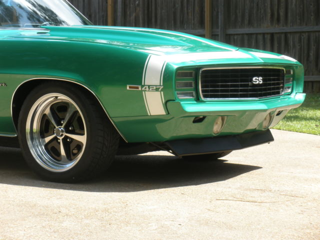 1969 camaro rs ss convertible s match copo for sale photos technical specifications description. Black Bedroom Furniture Sets. Home Design Ideas