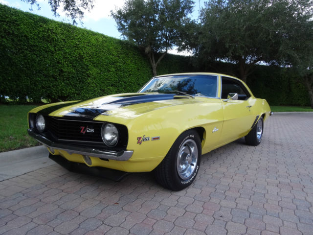 1969 camaro z28 badged for sale photos technical specifications description