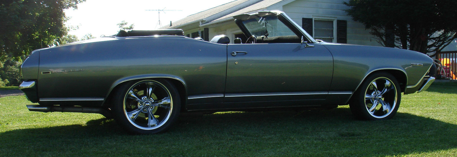 1969 Chevelle Convertible For Sale Photos Technical Specifications