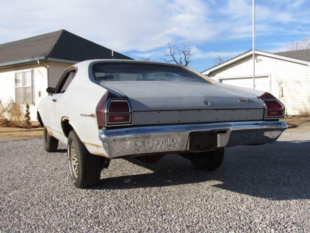 1969 Chevelle Malibu 2dr Coupe