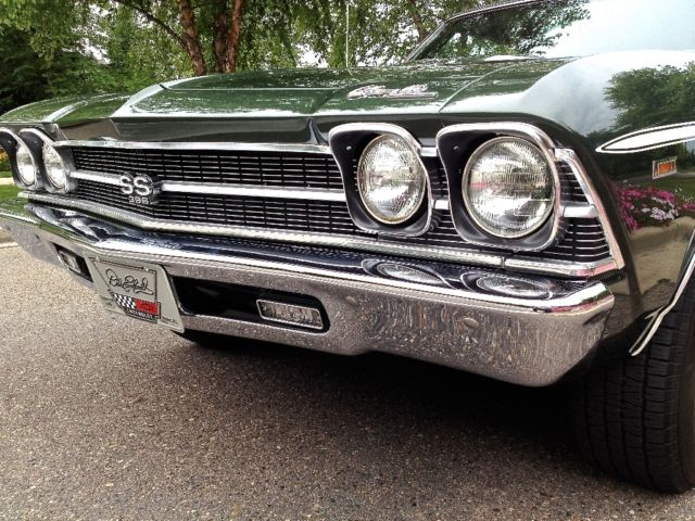 1969 Chevelle Ss Restored In Beautiful Condition For Sale
