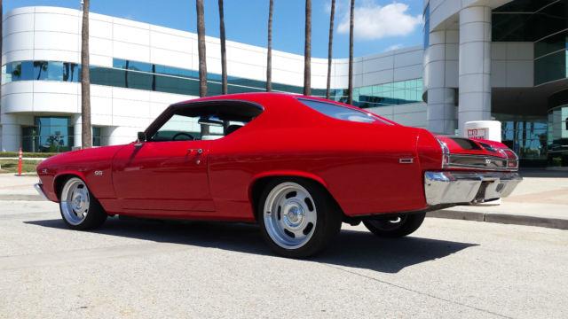 1969 Chevelle Ss Tribute Supercharged Same As Malibu Gto