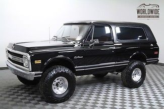1969 Chevrolet Blazer 396 Big Block! 1200 Miles! Show or go! CST