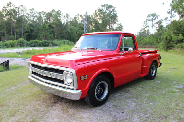 1969 Chevrolet C-10 ShortBed (Video Inside) 77+ Pics FREE SHIPPING