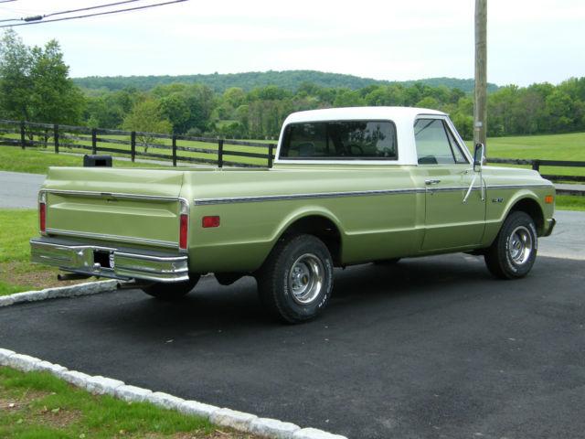 1969 Chevrolet C 10 Vintage Truck For Sale Photos
