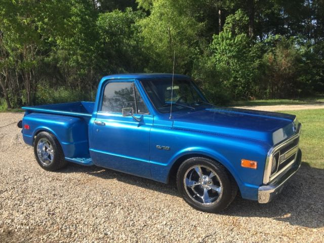 1969 Chevrolet C-10 Stepside Short Box Silverado
