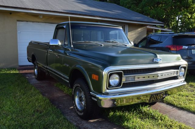 1969 Chevrolet C-10 Long Bed