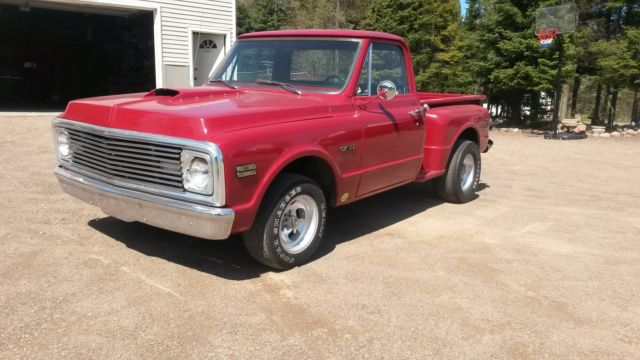 1969 Chevrolet C-10 Stepside / Shortbox
