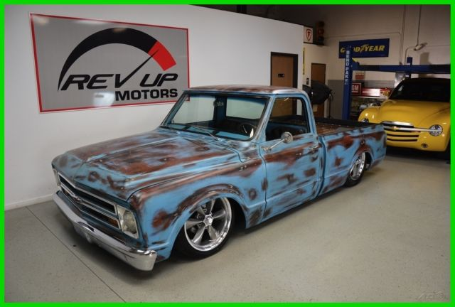 1969 Chevrolet C-10 C10 Short Box