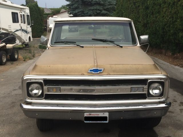 19690000 Chevrolet Other Pickups